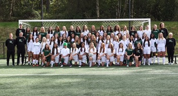 Full girls' soccer team